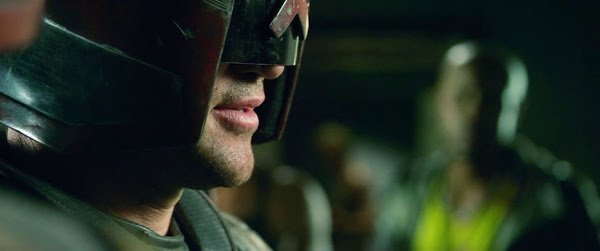 Screen Shot Of Hollywood Movie Dredd (2012) In Hindi English Full Movie Free Download And Watch Online at worldfree4u.com